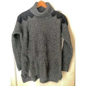 Turtleneck sweater women's L by Loft
